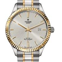 Tudor Style 12313-0003 Unworn Gold/Steel 34mm