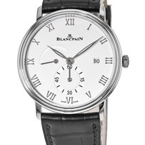 Blancpain Villeret Ultra-Slim new Manual winding Watch with original box 6606-1127-55B