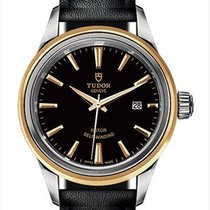 Tudor Style 12103-0009 New Steel 28mm Automatic
