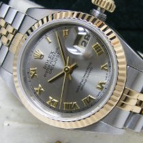 Rolex Lady-Datejust Gold/Steel 26mm Grey Roman numerals United States of America, Pennsylvania, HARRISBURG