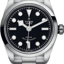 Tudor Black Bay 32 Acier 32mm Noir