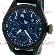 IWC Big Pilot Top Gun 48mm Black Arabic numerals United States of America, New York, New York