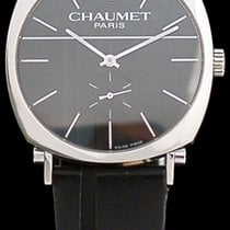 Chaumet Dandy tweedehands 38mm Zwart Leer