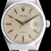 Rolex 6694 Acier 1964 Oyster Precision 34mm occasion