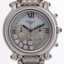 Chopard Happy Sport Steel 38mm Mother of pearl Roman numerals United States of America, California, beverly hills