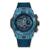 Hublot Big Bang 45mm Unico · Italia Independent Blue Camo...