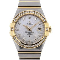 Omega Constellation 31 Automatic Gemstone