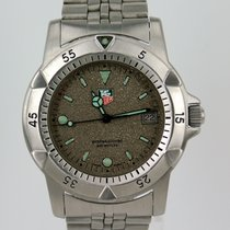 f42b70a0ce2 TAG Heuer Professional 1500 Diver 200 Granite Dial 959.706G