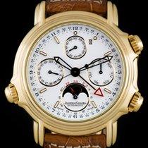 Jaeger-LeCoultre 18k Y/Gold Perpetual Calendar Alarm 180.1.99