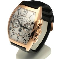 Franck Muller Mariner Chronograph Rose Gold 60 x 47 mm (Full Set)
