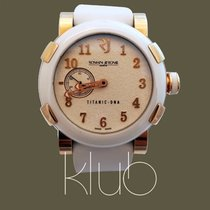 Romain Jerome Rose gold Automatic White Arabic numerals 45mm new Titanic-DNA