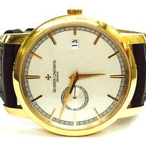 Vacheron Constantin Patrimony Traditionnelle date pink gold
