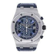 Audemars Piguet AP Royal Oak Offshore White Gold Pride of...
