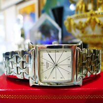 Hermès H Hour Hh1.510 Silver Dial Stainless Steel Watch