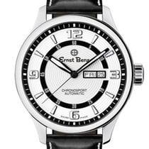 Ernst Benz ChronoSport Contemporary 47mm White Dial Automatic...