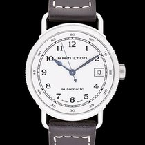 Hamilton H78215553 Steel Khaki Navy 36mm new United States of America, California, San Mateo