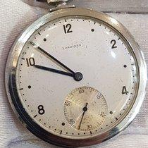 Longines Ultra Rare Oversize   Poket Longines Cal 37.9  Year 1937 1937 pre-owned