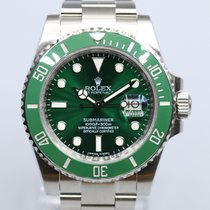 Rolex HULK Submariner Date