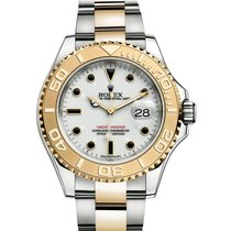 Rolex Yacht-Master Gold/Steel 16623