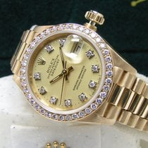 Rolex Lady-Datejust Yellow gold 26mm Champagne No numerals United States of America, Pennsylvania, HARRISBURG