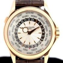 Patek Philippe 18K Rose Gold World Time Ref:5130R-001