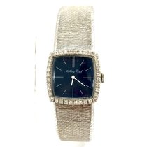 Mathey-Tissot White gold Manual winding pre-owned