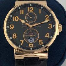 Ulysse Nardin 41mm Automatika 2006 použité Marine Chronometer 41mm Černá