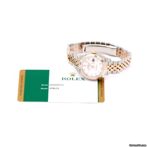 best website 68605 a3c64 Rolex デイトジャスト 28 282638 279171NG