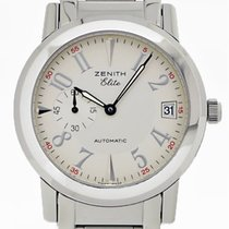 Zenith Steel 37mm Automatic 02.0450.680 new