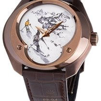 Franc Vila Steel 56mm Automatic 19N.BROWNSS.COURCHEVEL new