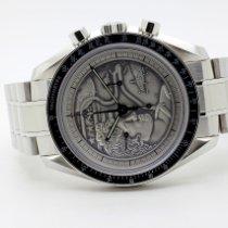 Omega Speedmaster Professional Moonwatch nuevo 2016 Cuerda manual Cronógrafo Reloj con estuche y documentos originales 311.30.42.30.99.002