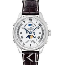 Longines L27384713 Steel Master Collection new