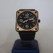 Bell & Ross BR 01-92 pre-owned Steel