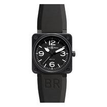 Bell & Ross BR 01-92 Steel 46mm Black United States of America, Florida, SUNRISE