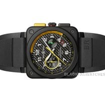 Bell & Ross BR 03-94 Chronographe Ceramic 42mm Black Arabic numerals United States of America, Florida, Aventura