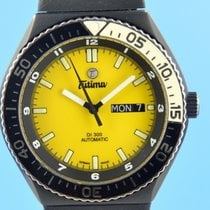 Tutima Military Very good Steel 43.5mm Automatic