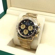 Rolex 116528 Gelbgold 2008 Daytona 40mm gebraucht
