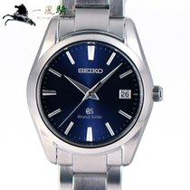 Seiko Grand Seiko Steel 37mm Blue United States of America, California, Los Angeles