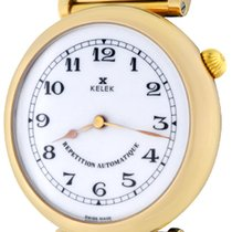 Kelek Yellow gold 42mm Automatic DK 87-211 A pre-owned United States of America, Texas, Dallas