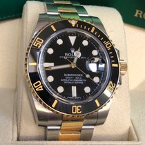 Rolex Submariner Date 116613LN 2015 pre-owned