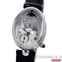 Breguet White gold 28.4mm Automatic 8908BB-52-864-D00D pre-owned