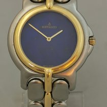 베르톨 루치 금/스틸 풀크라 중고시계