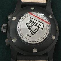 Glycine Acciaio 46mm Automatico 3879.99 GLYCINE Cronografo automatico Limited Edition 91/500 nuovo Italia, MATERA