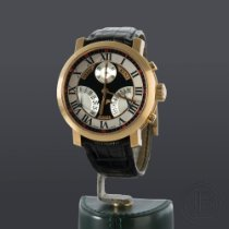 Pierre Kunz Yellow gold Automatic pre-owned