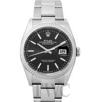 Rolex Datejust 126234 Black Oyster new