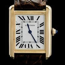 Cartier Tank Solo W5200024 2017 pre-owned