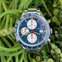 TAG Heuer Carrera Calibre 16 Steel 41mm Blue No numerals United States of America, California, Los Angeles
