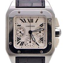 Cartier Santos 100 W20090X8 Cartier 2740 pre-owned