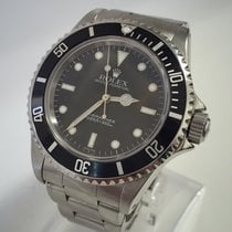 Rolex Submariner - No Date - New Service - Box & Papers