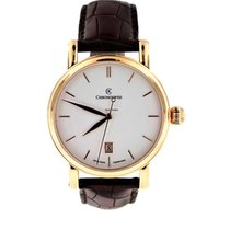 Chronoswiss CH-2891.1RE-WH Sirius Artist 40mm in Rose Gold -...